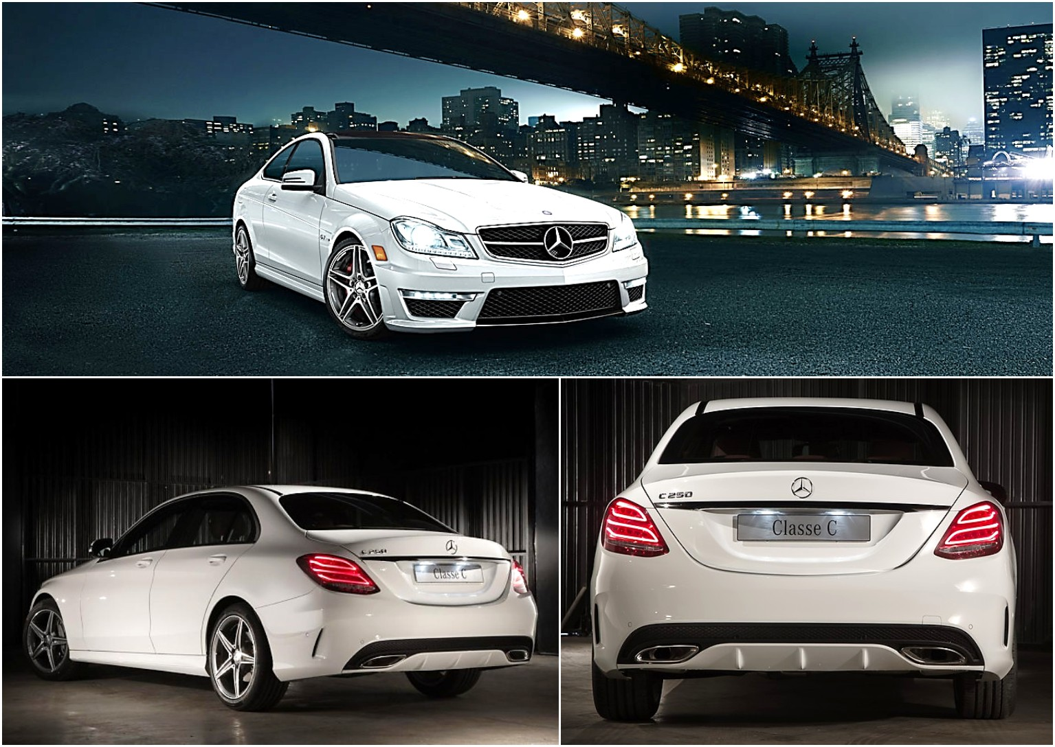 jornal giro abc mercedes classe c 250 sport. Black Bedroom Furniture Sets. Home Design Ideas